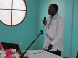 M. Dieudonné KOYENGA