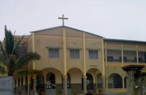 La maison régionale des sœurs de Sainte Catherine