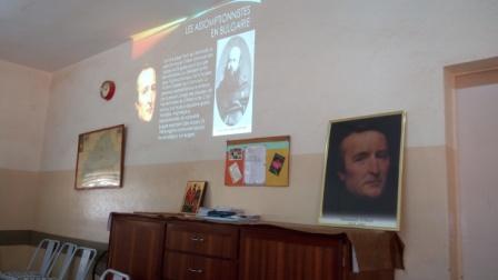 Présentation PowerPoint des martyrs bulgares